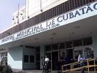 Hospital Municipal de Cubatão, SP, suspende novas internações
