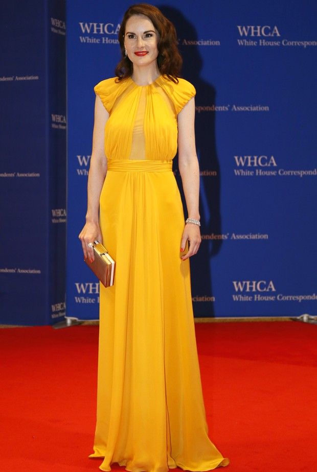 White House Correspondent's Dinner - Michelle Dockery (Foto: Getty Images)