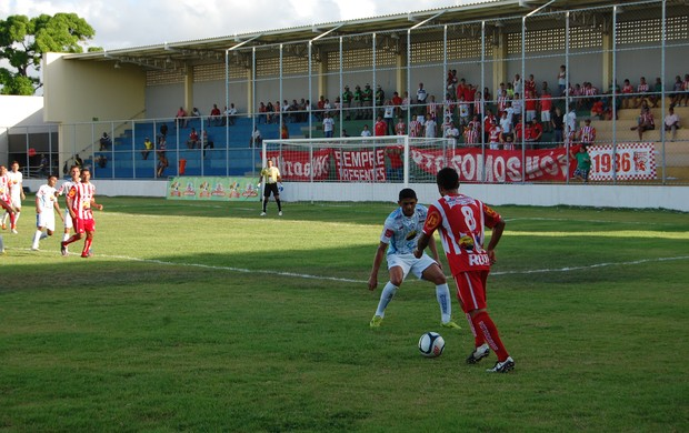 Auto Esporte, Atlético-PB, Campeonato Paraibano, Paraíba (Foto: Richardson Gray / Globoesporte.com/pb)