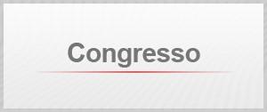 Selo Agenda Congresso (Foto: Editoria de Arte/G1)