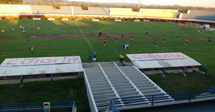 Estádio Nilton Santos (Foto: Horlan Tavares/Divulgação)