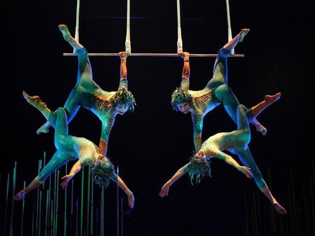 Cirque du Soleil (Foto: Divulgação)