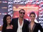 'Tive que inventar um estilo', declara Latino em lançamento de DVD no Rio