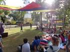 Projeto 'Viva Cultura' leva atração musical ao Parque Campolim