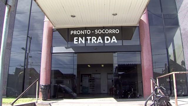 Hospital da Zona Noroeste chegou a fechar por falta de funcionários (Foto: Reprodução/TV Tribuna)