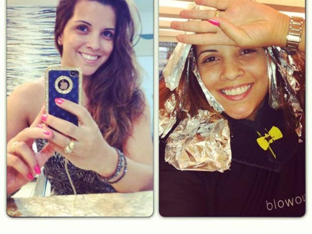 Renata Santos (Foto: Instagram / Reprodução)