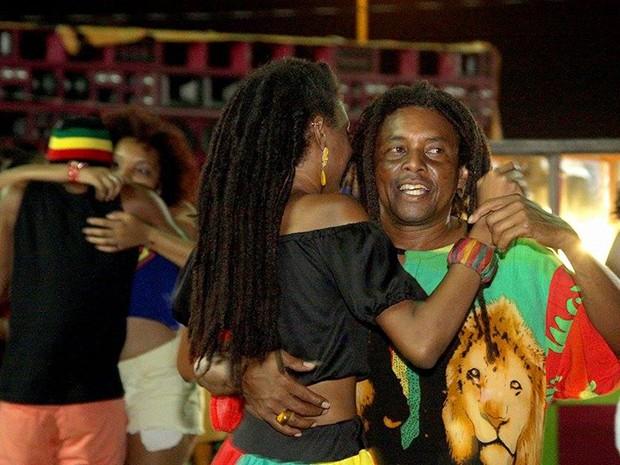 No Maranhão o reggae é dançado 'coladinho' (Foto: Divulgação/ Comissão Integrada de Reggae e Turismo)