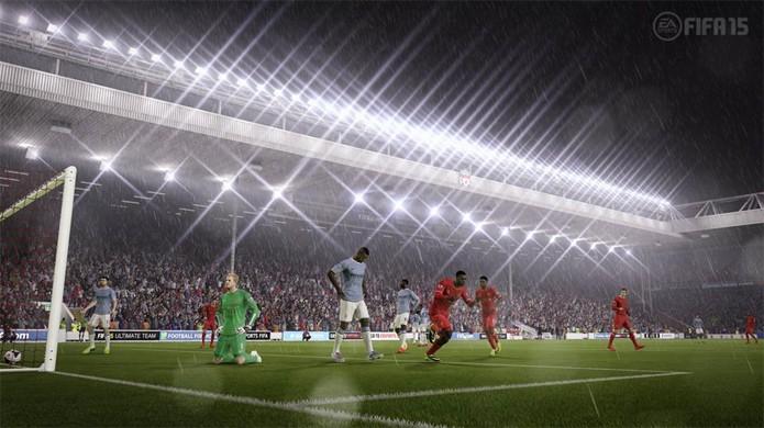 As emoções dos jogadores serão um dos maiores focos de Fifa 15 (Foto: VG247)