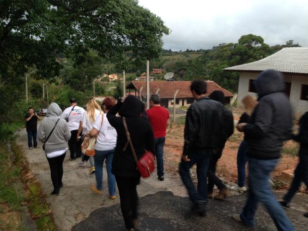 Prefeitura suspende alvará do Instituto Royal em São Roque (Foto: Natália de Oliveira/G1)