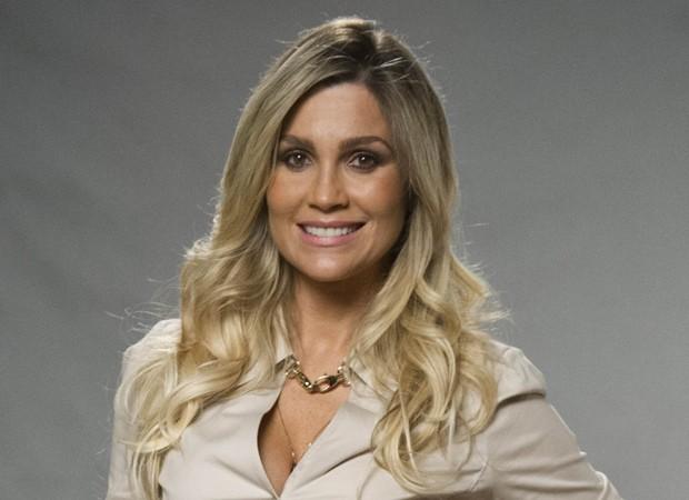 5º lugar: Flávia Alessandra, camaleônica, está loira na pele da personagem Heloísa em 'Além do Horizonte' (Foto: Divulgação/TV Globo)