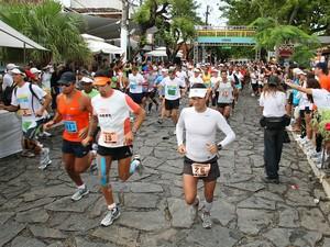 Atletas de todo o mundo participam da 4ª. Cross Country no aniversário de Búzios (Foto: Divulgação)