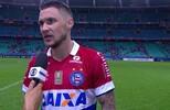 Tiago destaca importância da vitória sobre o Vasco dentro de casa