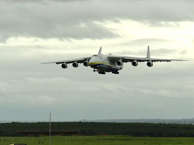 GNews - Antonov (Foto: Reprodução/GloboNews)