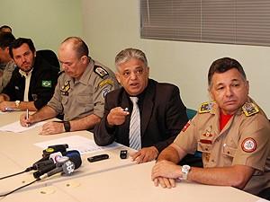 Governo apresenta balanço da segurança na PB durante eleições (Foto: Divulgação/Assessoria)