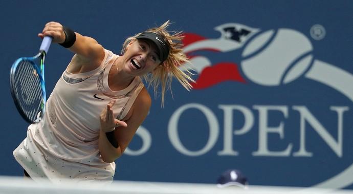 Maria Sharapova US Open (Foto: Geoff Burke-USA TODAY Sports)