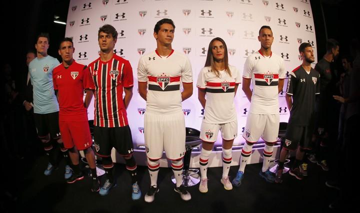 [SPFC.Net] Fornecedora de material esportivo tenta deixar o São Paulo no fim do ano