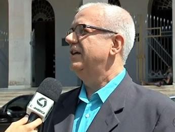 Professor Fernando Tadeu, da UFMT. (Foto: Reprodução / TVCA)