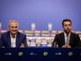 TE: Tite convoca dois jogadores do Santos para a Seleção Brasileira