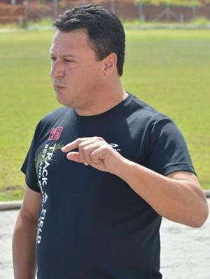 Sérgio Chagas - Presidente do Ecus (Foto: Bruno Rocha)