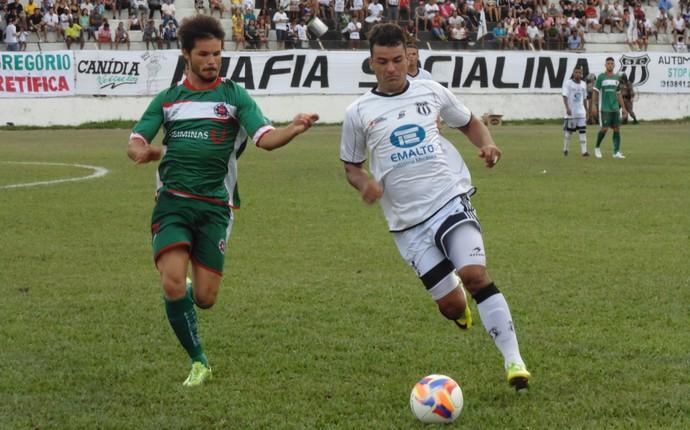 Social classificado recebeu Ipatinga e clássico terminou empatado  (Foto: Wilkson Tarres/Globoesporte.com)