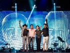 Chitãozinho, Xororó, Bruno e Marrone fazem show juntos nesta sexta no DF