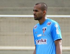 Paulo Vitor Nacional de Muriaé NAC goleiro (Foto: Johnny Levate/Nacionalinos)