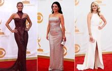 Veja as famosas que arrasaram no tapete vermelho do prêmio Emmy 2013