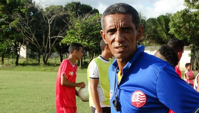 nivaldo gol mais rápido (Foto: Lafaete Vaz / GloboEsporte.com)