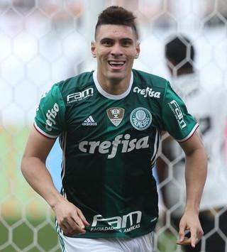 Moisés Palmeiras (Foto: Cesar Greco/Ag Palmeiras/Divulgação)