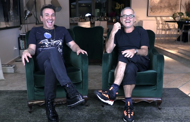 Matheus Mazzafera e Giovanni Bianco (Foto: reprodução)