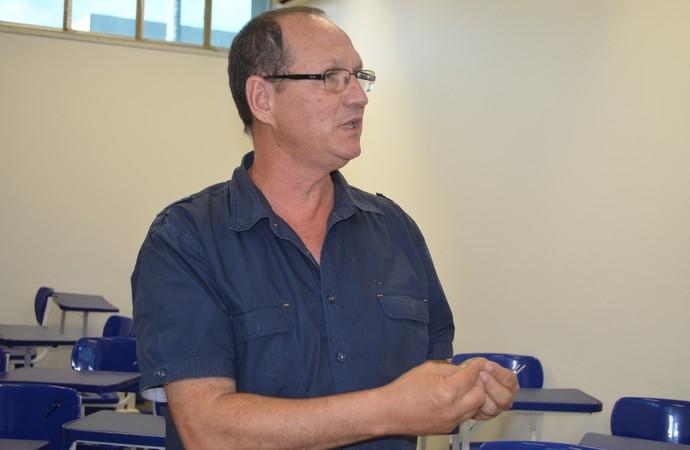 Sérgio Dorenski (Foto: Osmar Rios / GloboEsporte.com)