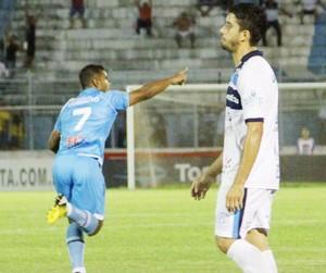Robson gol Marília MAC x São Bento Sorocaba (Foto: Daniel Rizzi / Ag. Bom Dia)