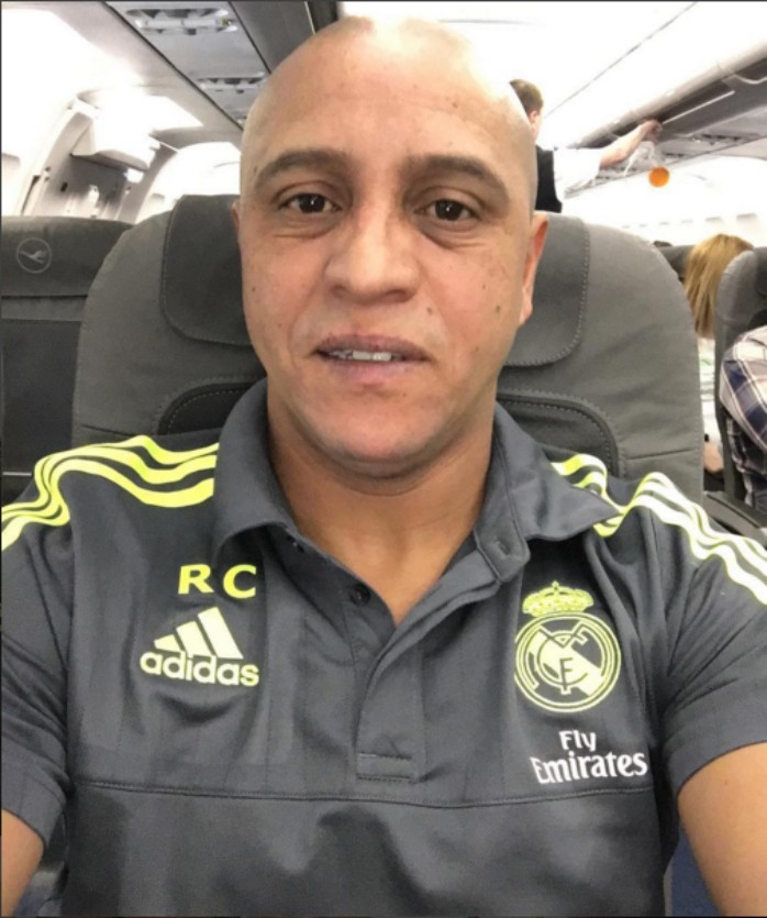 Roberto Carlos Real Madrid B Instagram