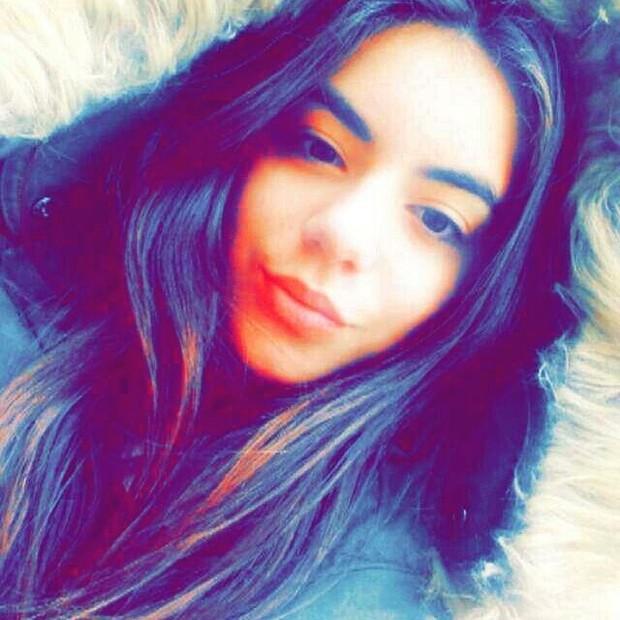 Giullia, filha de Gretchen, está com 13 anos (Foto: Reprodução/Instagram)