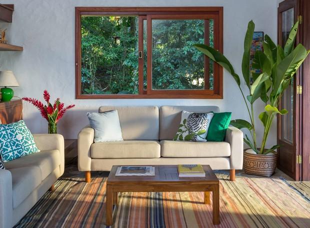 Casa de praia integrada natureza e com vista para o mar for Casa design manzano