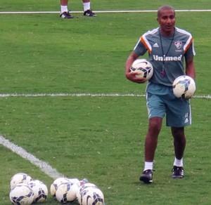 Cristóvão Borges Fluminense (Foto: Richard Souza)