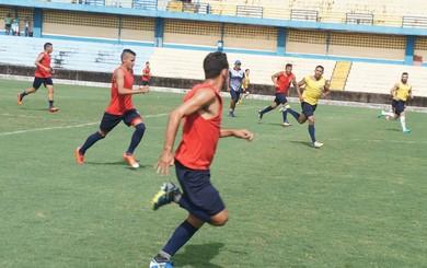 Atletas passaram por seleção por três dias (Foto: Dominique Cavaleiro/GloboEsporte.com)