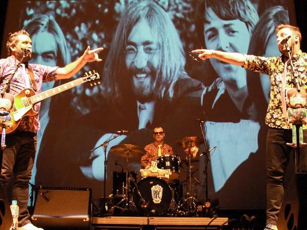 Beatles Para Crianças se apresenta no Sesc de Piracicaba (Foto: Paulo Cunha)