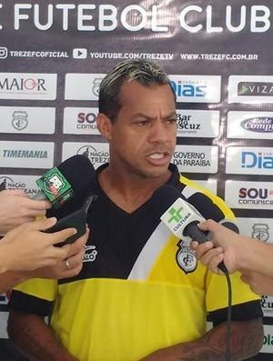 Marcelinho Paraíba, Treze (Foto: Divulgação / Treze)