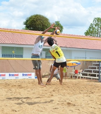 Open Adulto marca o início das atividades do Circuito Roraimense de Vôlei de Praia 2016 (Foto: Ivonisio Júnior)