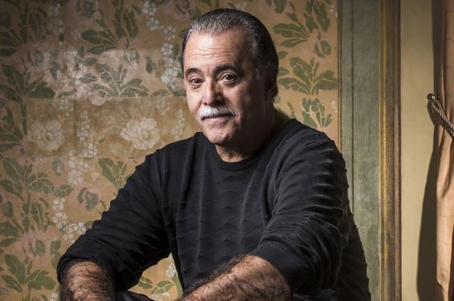 Tony Ramos (Foto: João Miguel Júnior/ TV Globo)