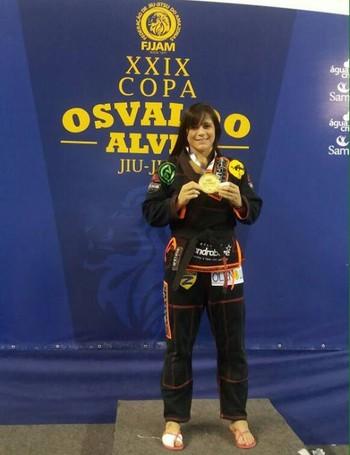 Fafá Pereira já venceu cinco vezes a competição no Amazonas (Foto: Divulgação)