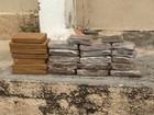 Polícia apreende tijolos de maconha após perseguição em Sorocaba
