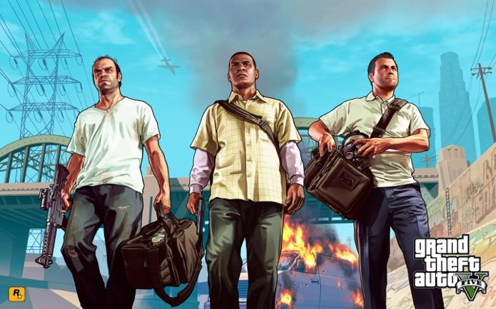 Aprenda a ficar bilionário em GTA V (Foto: Divulgação/Rockstar)