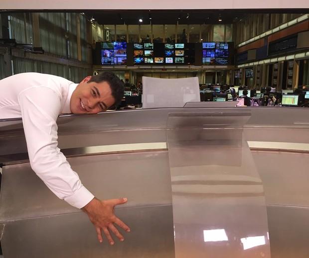Evaristo Costa (Foto: Reprodução/Facebook)