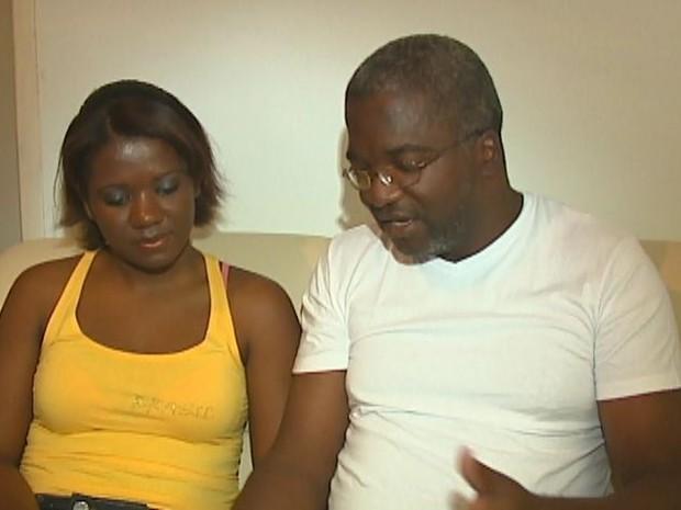 O pai de Jéssica alegou que a filha conseguiu fazer prova do Enem sem RG (Foto: Valdir Aparecido Victor/arquivo pessoal)