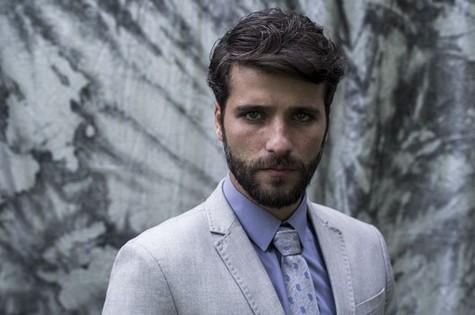 Bruno Gagliasso como Edu de 'Dupla identidade' (Foto: TV Globo/Estevam Avellar)
