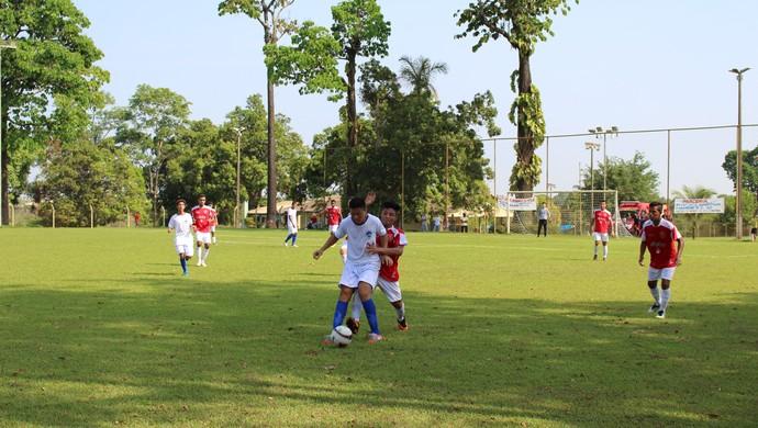 R1 Rondônia e REC pelo Sub-16 (Foto: Renato Pereira)