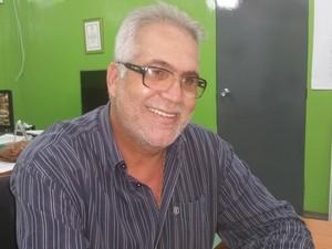 Cletho Muniz de Brito, superintendente do Incra em Rondônia (Foto: Toni Francis/G1)