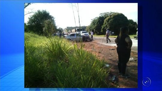 Acidente entre veículos deixa mortos em rodovia de Jales
